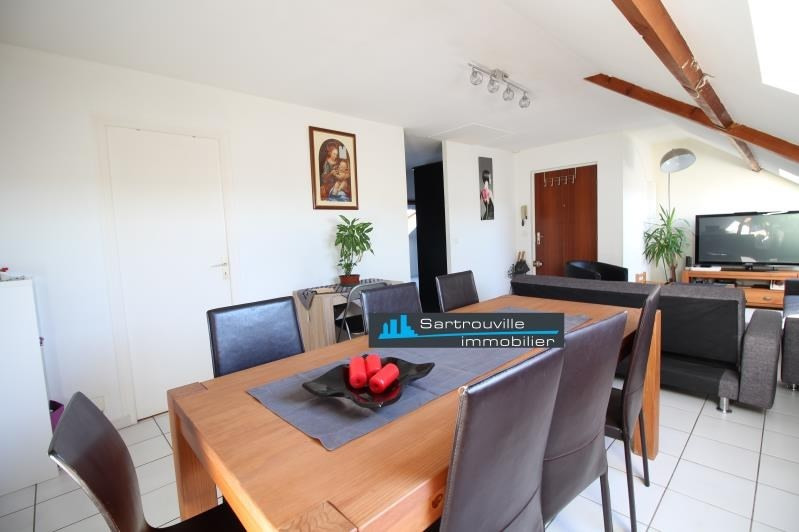 Vente appartement Sartrouville 243000€ - Photo 2
