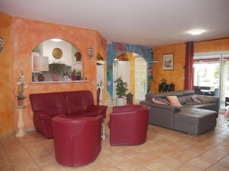 Sale house / villa Longeville sur mer 364000€ - Picture 5