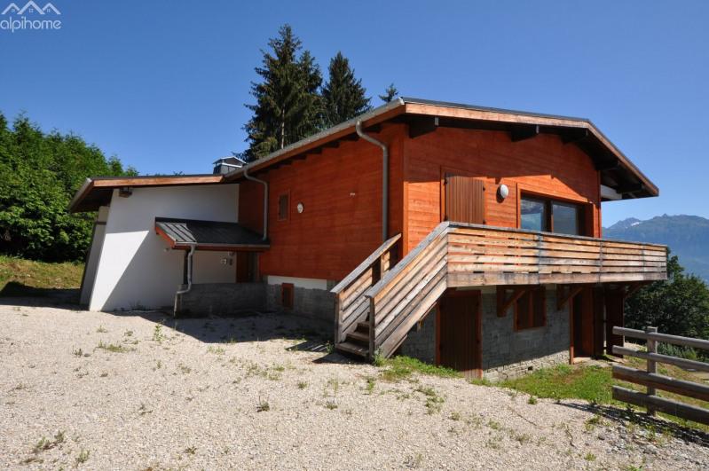 Vente de prestige appartement Combloux 829500€ - Photo 3