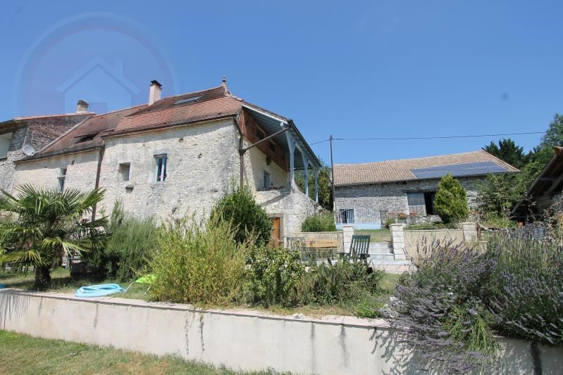 Vente maison / villa Ribagnac 370 000€ - Photo 1