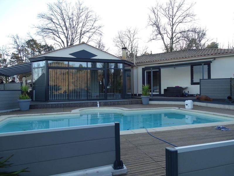 Vente maison / villa Douzillac 316500€ - Photo 2