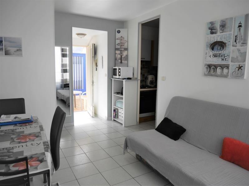 Vente appartement Les sables d'olonne 166900€ - Photo 2