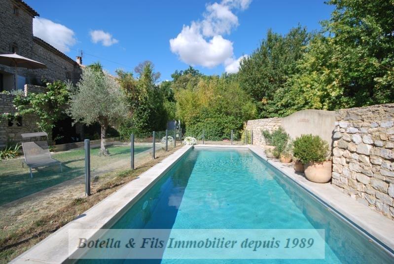 Vente de prestige maison / villa Uzes 548000€ - Photo 2