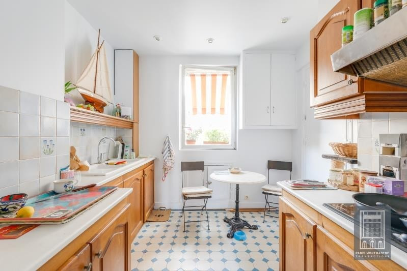 Vente de prestige appartement Paris 18ème 1 490 000€ - Photo 6