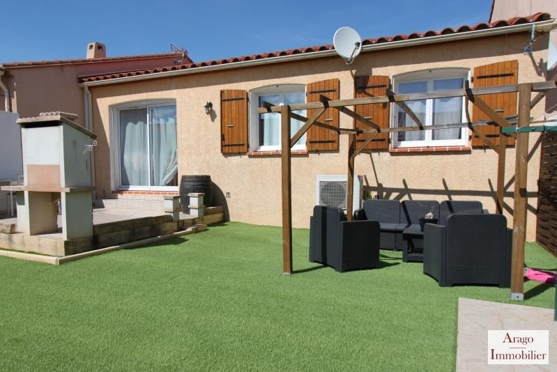 Vente maison / villa Salses le chateau 211000€ - Photo 2