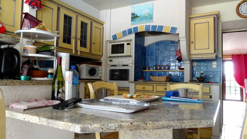 Sale house / villa Mouzeuil st martin 349900€ - Picture 8