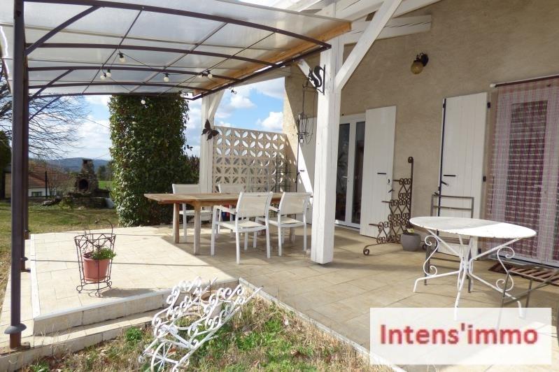 Sale house / villa Genissieux 315500€ - Picture 6