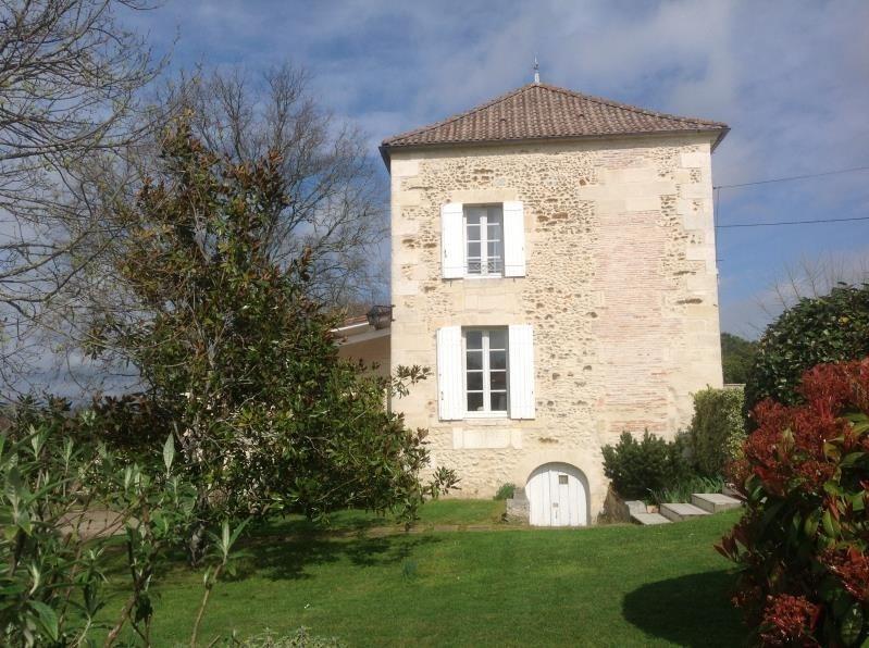 Vente maison / villa Lapouyade 301000€ - Photo 2