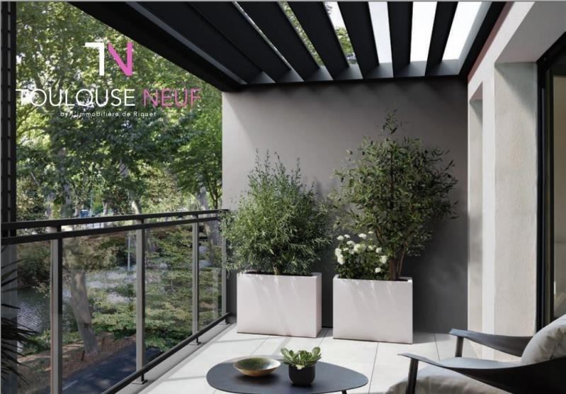 Vente appartement Toulouse 191000€ - Photo 1
