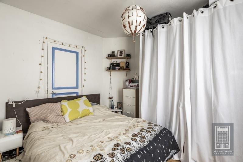 Sale apartment Paris 18ème 330000€ - Picture 3