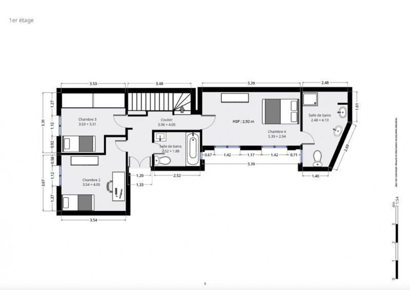 Rental apartment Paris 17ème 4800€ CC - Picture 10