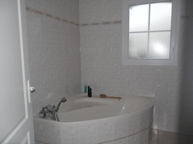 Sale house / villa St vincent sur jard 309000€ - Picture 9