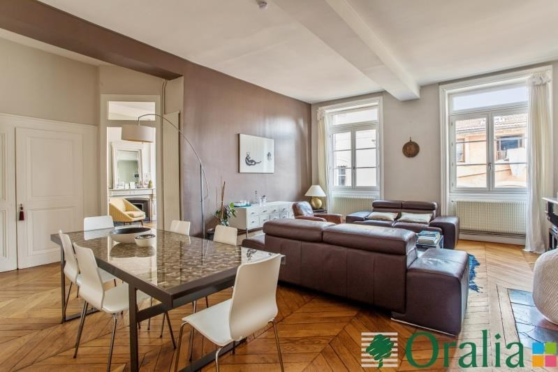 Vente de prestige appartement Lyon 2ème 798 000€ - Photo 1