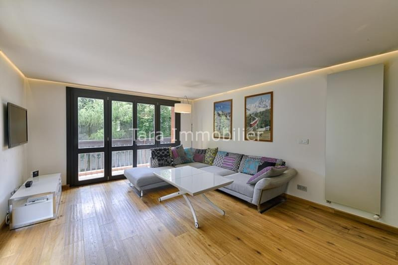 Deluxe sale apartment Chamonix-mont-blanc 619 000€ - Picture 1