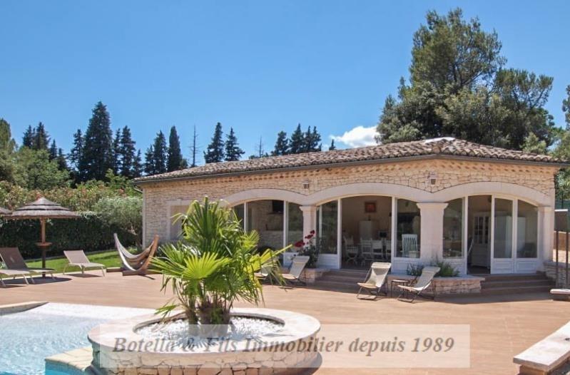 Venta de prestigio  casa Uzes 695000€ - Fotografía 10