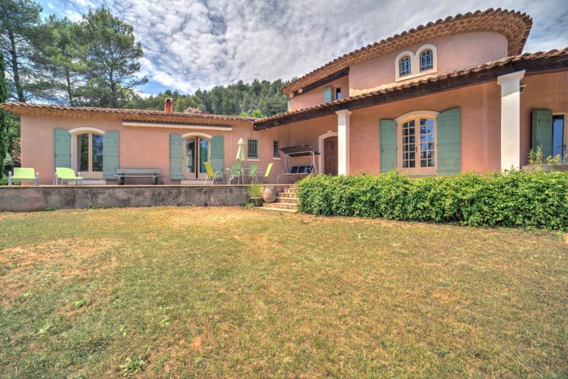 Immobile residenziali di prestigio casa Le tholonet 1050000€ - Fotografia 2