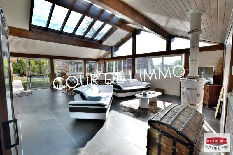 Verkauf von luxusobjekt haus Ballaison 780000€ - Fotografie 5