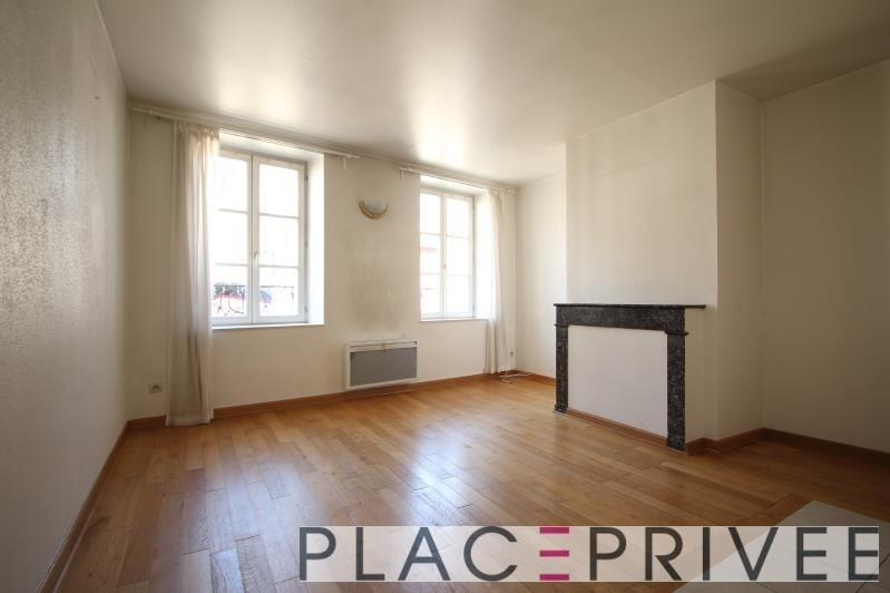 Rental apartment Nancy 450€ CC - Picture 1