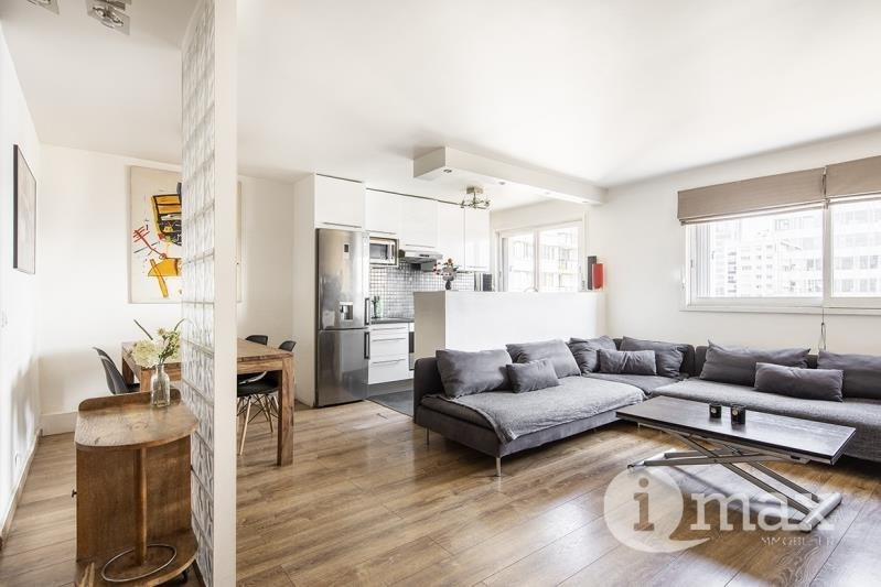 Sale apartment Levallois 595 000€ - Picture 1