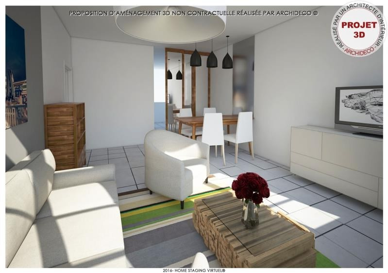 Vente appartement St omer 80 500€ - Photo 1