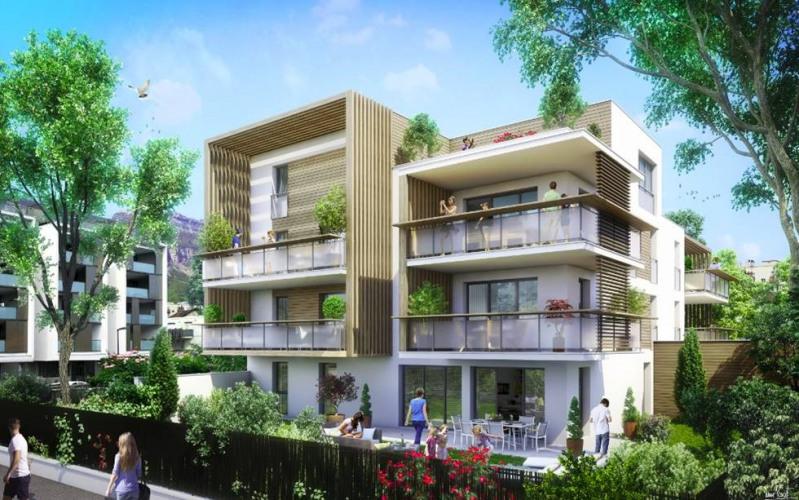Vente neuf programme Grenoble - Photo 3