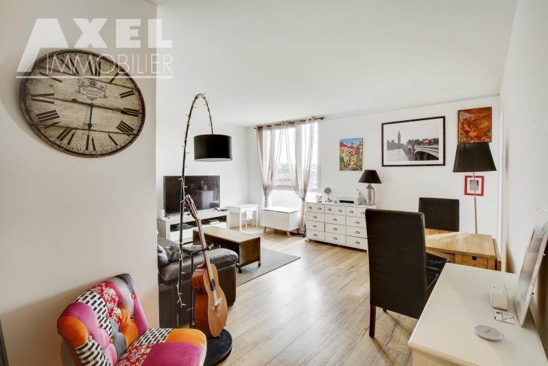 Vente appartement Bois d'arcy 169000€ - Photo 2