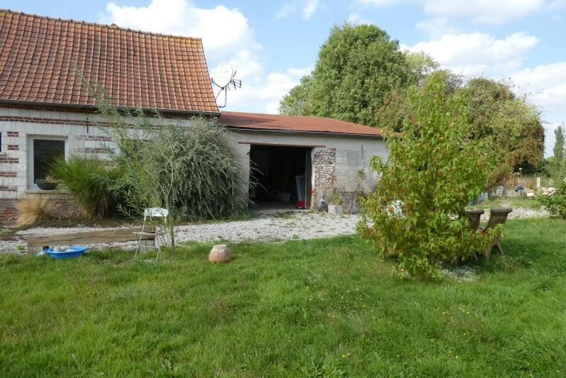 Verkoop  huis Beaumetz les loges 169000€ - Foto 7
