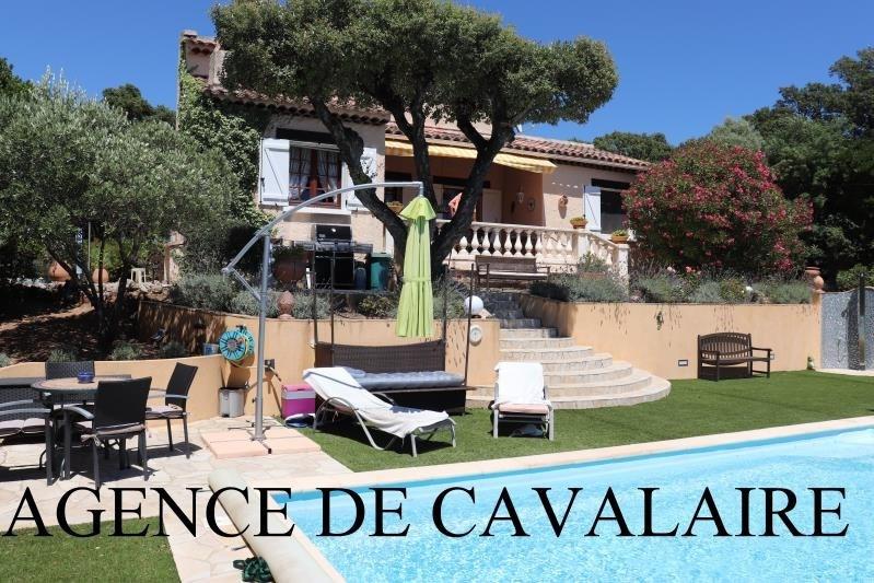 Deluxe sale house / villa Cavalaire sur mer 665000€ - Picture 1