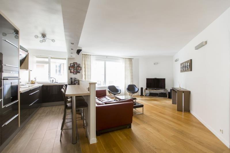 Deluxe sale apartment Paris 17ème 795000€ - Picture 4