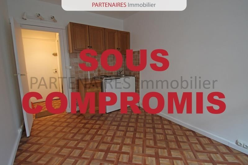 Sale apartment Versailles 108 000€ - Picture 1