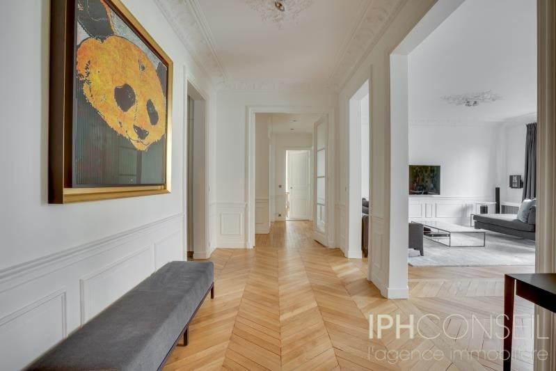 Deluxe sale apartment Neuilly sur seine 2200000€ - Picture 3