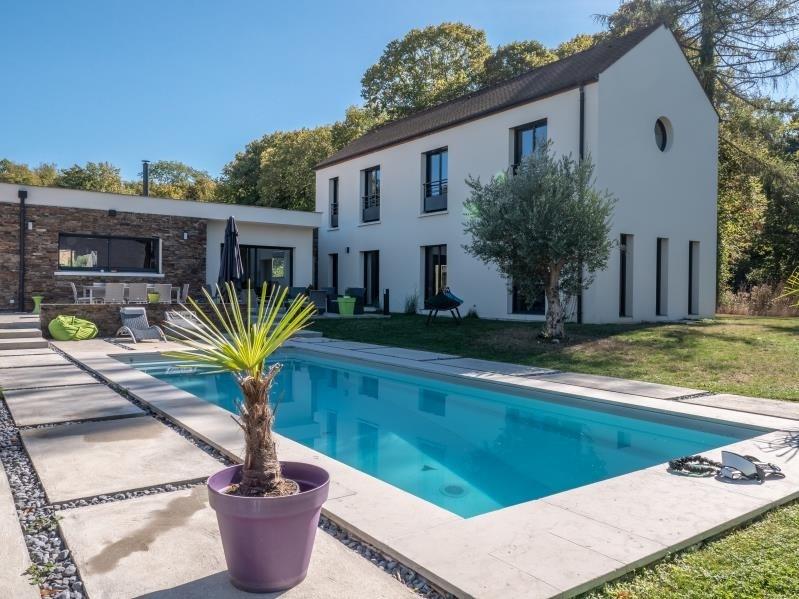 Deluxe sale house / villa Crespieres 1250000€ - Picture 2