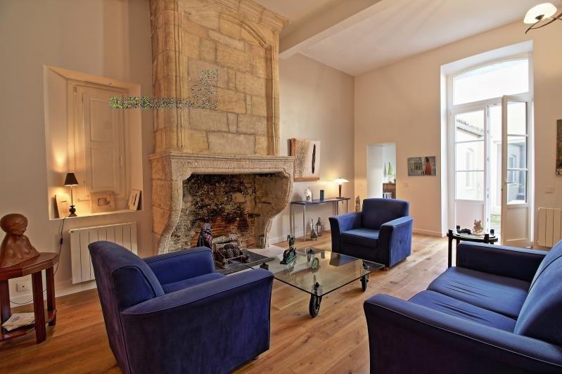 Vente de prestige appartement Bordeaux 787000€ - Photo 1