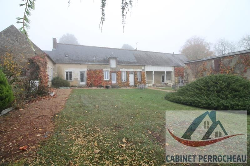 Sale house / villa La chartre sur le loir 265000€ - Picture 1