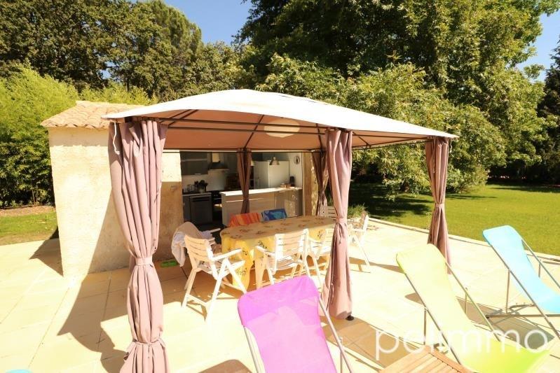 Deluxe sale house / villa Eyguieres 650000€ - Picture 4