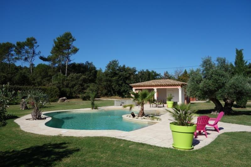 Deluxe sale house / villa Brignoles 1180000€ - Picture 2