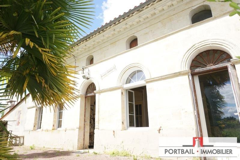 Sale house / villa Blaye 127000€ - Picture 1