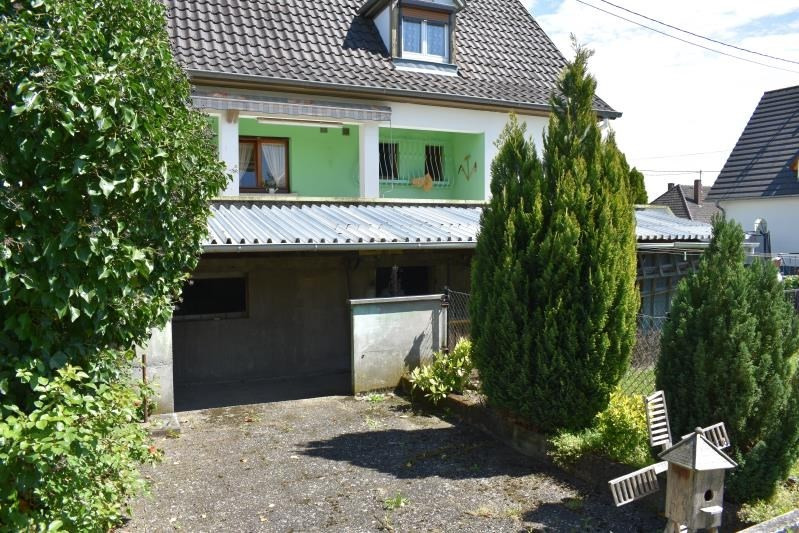 Sale house / villa Uberach 212000€ - Picture 2