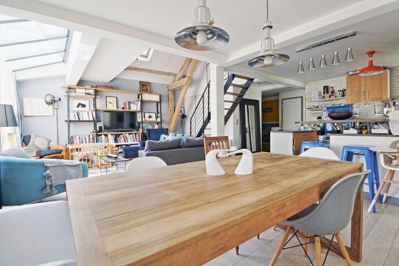 Venta  apartamento Paris 20ème 913000€ - Fotografía 1