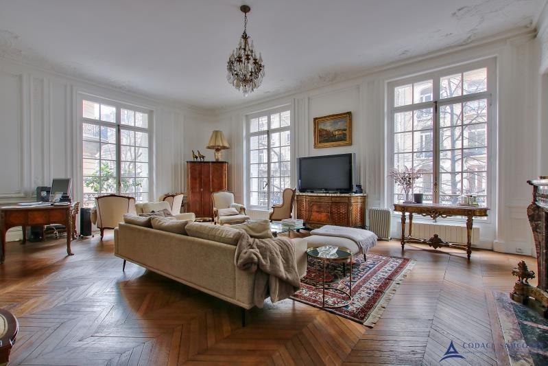 Deluxe sale apartment Paris 16ème 2600000€ - Picture 2
