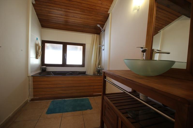 Sale house / villa Saint sixt 360000€ - Picture 9