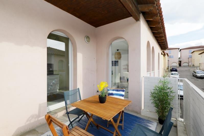 Vente appartement Canet en roussillon 160000€ - Photo 2