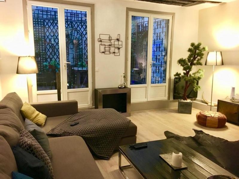 Sale apartment Paris 3ème 765000€ - Picture 2
