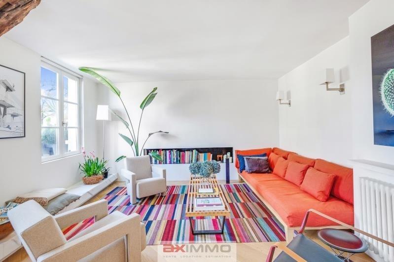 Deluxe sale loft/workshop/open plan Paris 9ème 1440000€ - Picture 3