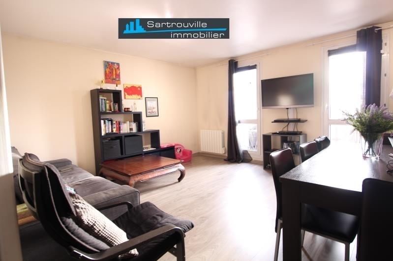 Revenda apartamento Sartrouville 220000€ - Fotografia 1