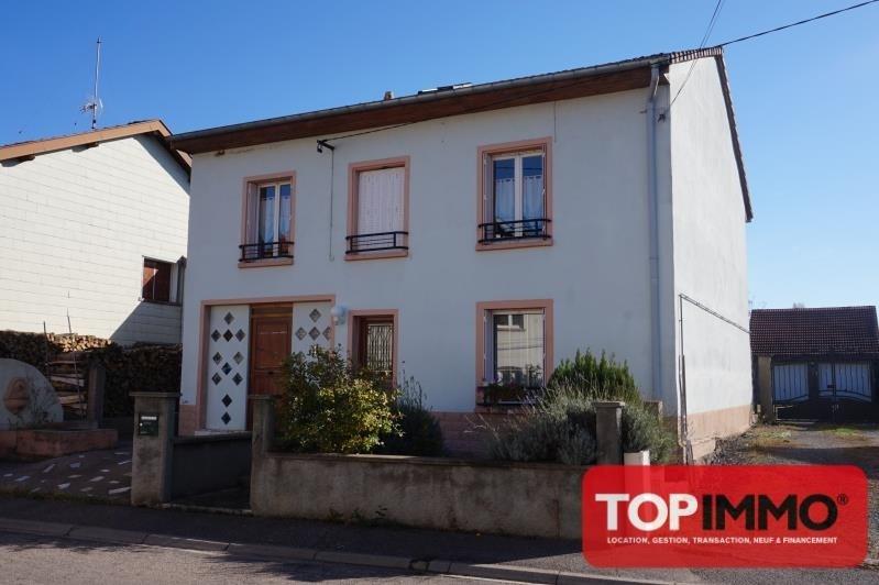 Sale house / villa Bertrichamps 147000€ - Picture 8