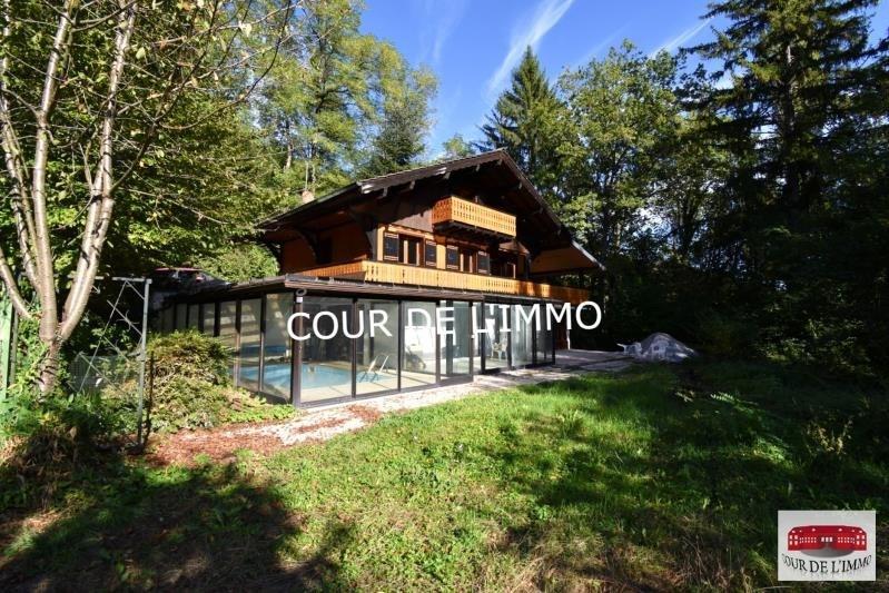Vente maison / villa Bonne 495000€ - Photo 2