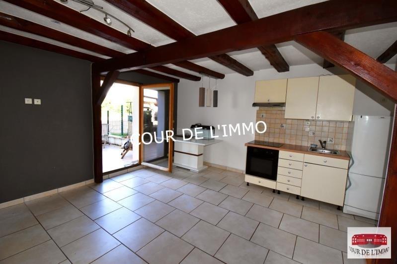 Sale apartment Nangy 157000€ - Picture 2