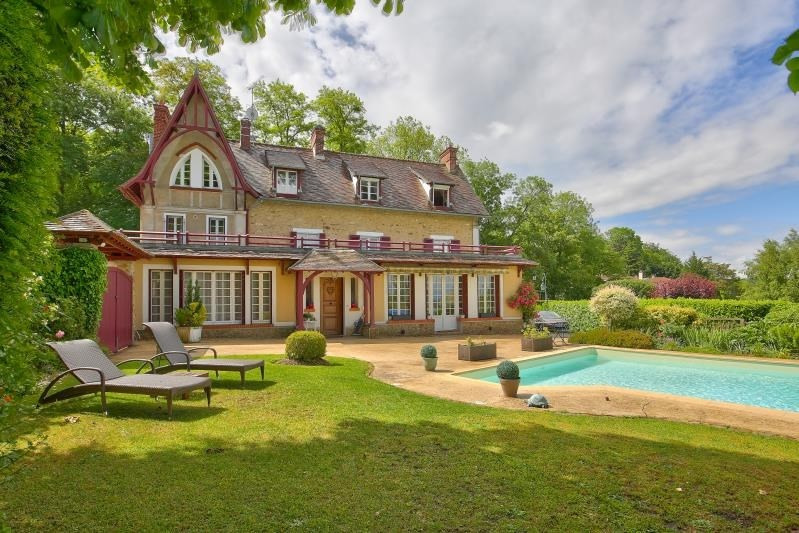 Deluxe sale house / villa Orgeval 1 399 000€ - Picture 13