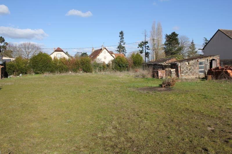 Revenda terreno Maintenon 49500€ - Fotografia 1